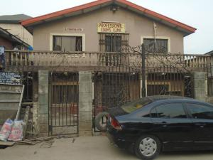 10 bedroom Blocks of Flats House for sale off mobolaji bank anthony way by general hospital,ikeja Mobolaji Bank Anthony Way Ikeja Lagos