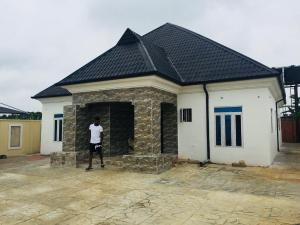 4 bedroom Detached Bungalow House for sale Plot 133 Avu Junction City Layout Ph Road Owerri Owerri Imo