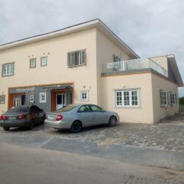 4 bedroom Detached Duplex House for rent After Abraham Adesanya Estate By The Traffic Light, Before Lagos Business School ( Lbs) Lekki Gardens estate Ajah Lagos