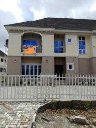 4 bedroom Terraced Duplex House for sale River park estate Lugbe Abuja