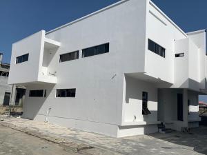 Semi Detached Duplex for sale Safe Trust Estate (inside Diamond Estate, Close To The Gate)on Monastery Road, Sangotedo Ajah Lagos
