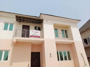 4 bedroom Semi Detached Duplex House for rent Cluster 3, River park Lugbe Abuja