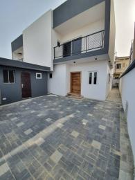 4 bedroom Semi Detached Duplex House for sale Pinnoch Beach Estate Ajiran  Osapa london Lekki Lagos
