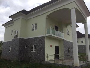 4 bedroom Detached Duplex House for rent Lifecamp district Life Camp Abuja