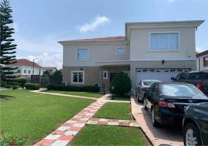 6 bedroom Detached Duplex House for sale Nicon Town Lekki Lagos