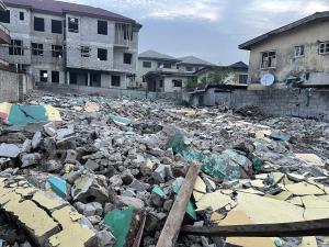 Commercial Land for rent Iwaya Road Onike Yaba Lagos