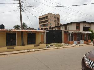 Commercial Land Land for sale church str,off vulganizer b/stop akowonjo lagos Akowonjo Alimosho Lagos