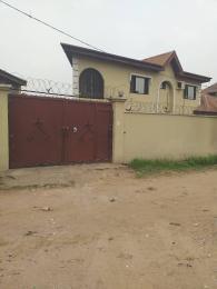 House for sale Okota road  Osolo way Isolo Lagos