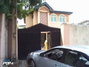 Detached Duplex House for sale Gbagi, Opeyemi Street Iwo Rd Ibadan Oyo