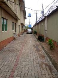 3 bedroom Mini flat Flat / Apartment for rent in an Estate  Ifako-ogba Ogba Lagos