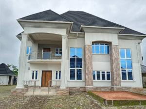5 bedroom House for sale A Newly Built 5 Bedroom Duplex On A 100 By 100ft At A Strategic Location Off Sapele Road Available For Sale. This Property Is Going For 50million Oredo Edo
