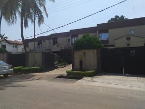 3 bedroom Terraced Duplex House for rent Olatubosun Street Shonibare Estate Maryland Lagos
