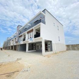 Terraced Duplex House for sale ... Osapa london Lekki Lagos