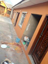 1 bedroom mini flat  Mini flat Flat / Apartment for rent Back of First Bank Megida bus stop  Ayobo Ipaja Lagos