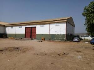 Warehouse Commercial Property for rent Jikwoyi By Living Faith Church Jukwoyi Abuja