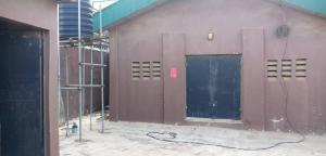 1 bedroom mini flat  Warehouse Commercial Property for sale Ogundele Street, Near Oja Oba Market. Oko oba Agege Lagos