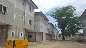 Terraced Duplex House for sale Adekunle Yaba Lagos