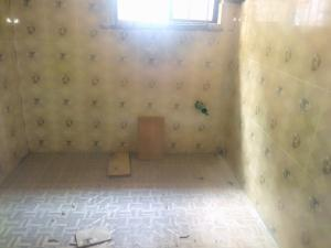 1 bedroom mini flat  Self Contain Flat / Apartment for rent A well roomself contain in balogun & obawole Ifako-ogba Ogba Lagos