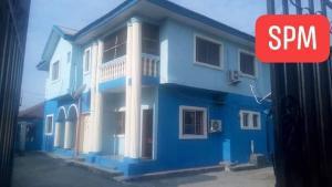 Blocks of Flats House for sale  Akwaka road Rumuodomaya, Portharcourt Port Harcourt Rivers