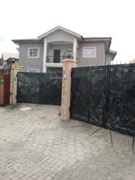 4 bedroom Detached Duplex for rent Off Adeniran Ogunsanya Adeniran Ogunsanya Surulere Lagos
