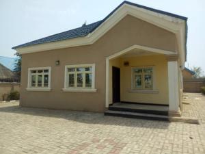3 bedroom Detached Bungalow House for rent Ramford street, suncity estate Galadinmawa Abuja
