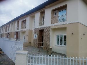 4 bedroom Terraced Duplex House for sale River park estate, cluster 1 Lugbe Abuja