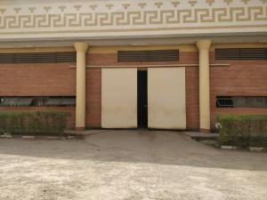 Warehouse Commercial Property for rent Located at Central Area back of ground square Central Area Abuja