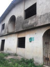 Detached Duplex House for sale Okeabiye area Alagbado Abule Egba Lagos