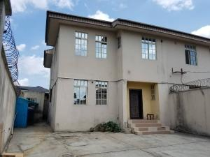 4 bedroom Semi Detached Duplex House for rent Arowojobe Oshodi Lagos