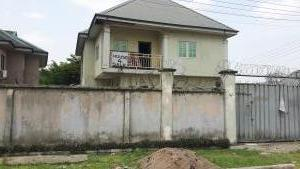 4 bedroom Terraced Duplex House for sale Rukpakulusi new layout (GRA phase 8) Rukphakurusi Port Harcourt Rivers