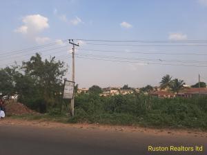 Commercial Land Land for sale Monatan Iyana church area Iwo Rd Ibadan Oyo