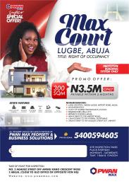 Residential Land Land for sale Max Court Lugbe Abuja