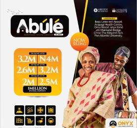 Residential Land for sale  Abegede Badore Rd Ibeju-Lekki Lagos