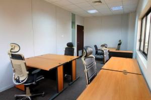 Desk Co working space for rent 4th Floor, Building 2, Rivers House Plot 83, Ralph Shodeinde Street Central Area Abuja