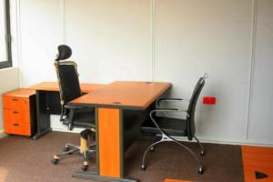 Workstation Co working space for rent 4th Floor, Building 2, Rivers House Plot 83, Ralph Shodeinde Street Central Area Abuja