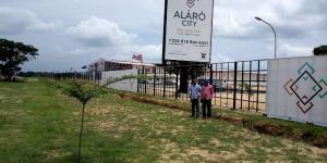 Land for sale Alaro city  Free Trade Zone Ibeju-Lekki Lagos