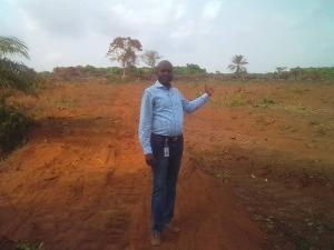 Mixed   Use Land Land for sale very Close ToAsaba Airport   Asaba Delta