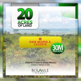 Land for sale Oke Mopo 2 Okun Ajah Ajah Lagos