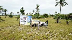 Residential Land Land for sale Adjacent LaCampaigne Tropicana Beach Resort, Okun Ise/Folu, After Eleko Town LaCampaigne Tropicana Ibeju-Lekki Lagos