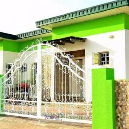 Terraced Bungalow House for sale Lotto Road Behind Rccg Camp Simawa Off Mowe Via Berger Lagos Ifo Ifo Ogun