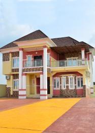 Detached Duplex House for sale Lotto Road Behind Rccg Camp Simawa Off Mowe Via Berger Lagos Ifo Ifo Ogun