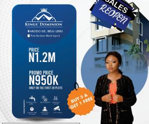 Mixed   Use Land for sale King Dominion Estate Akodo Ise Free Trade Zone Ibeju-Lekki Lagos