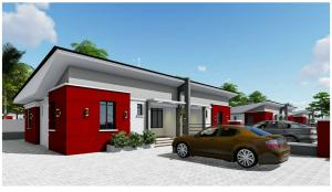 2 bedroom Semi Detached Bungalow House for sale  13 minutes from New Lagos beach Bogije Sangotedo Lagos