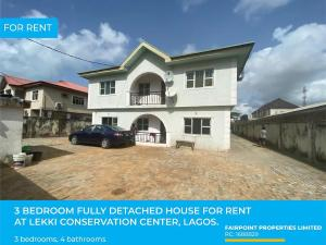 3 bedroom House for rent - Lekki Lagos