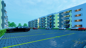 1 bedroom mini flat  Flat / Apartment for sale Abijo, Lekki-Epe Express Way Abijo Ajah Lagos