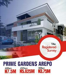 Land for sale Ojodu Berger. Very close to the Ultramodern Market,  Berger Ojodu Lagos