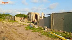 Commercial Land Land for sale Diamond Estate Abule Ado Close To Catholic Church Festac Amuwo Odofin Lagos