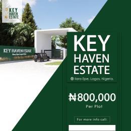 Mixed   Use Land Land for sale Ilara Epe Road Epe Lagos
