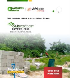 Residential Land Land for sale Estate, Omagwa Ikwerre Rivers