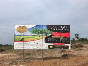 Residential Land Land for sale McLarens Estate Epe Epe Lagos